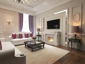 Роскошный дом в классическом стиле