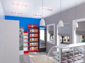 Магазин продуктовый компании «Вимм-Билль-Данн»