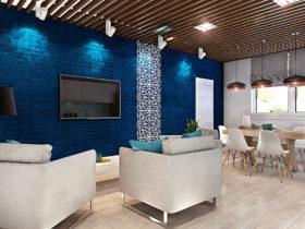 Офис КазТрансОйл в Астане в современном национальном стиле