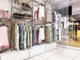 Дизайн бутика