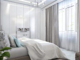 Современная, светлая квартира