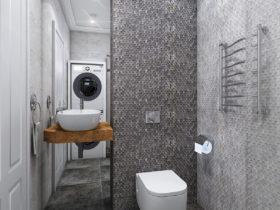 Дизайн квартиры в стиле неоклассика. ж/к «Европолис»