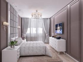 ж/к «Достар» дизайн квартиры