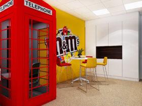 Офис компании Mars в г. Баку